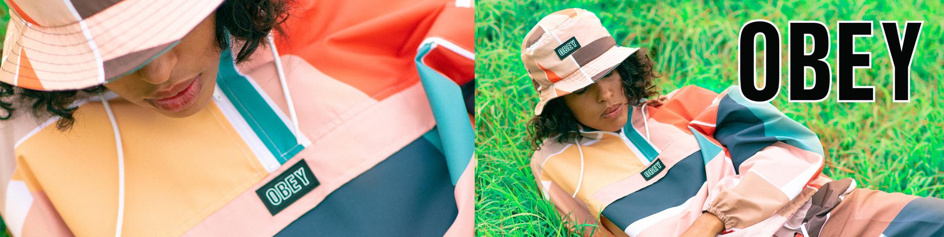 Cappelli da donna Obey Clothing  4d81a45eea4f