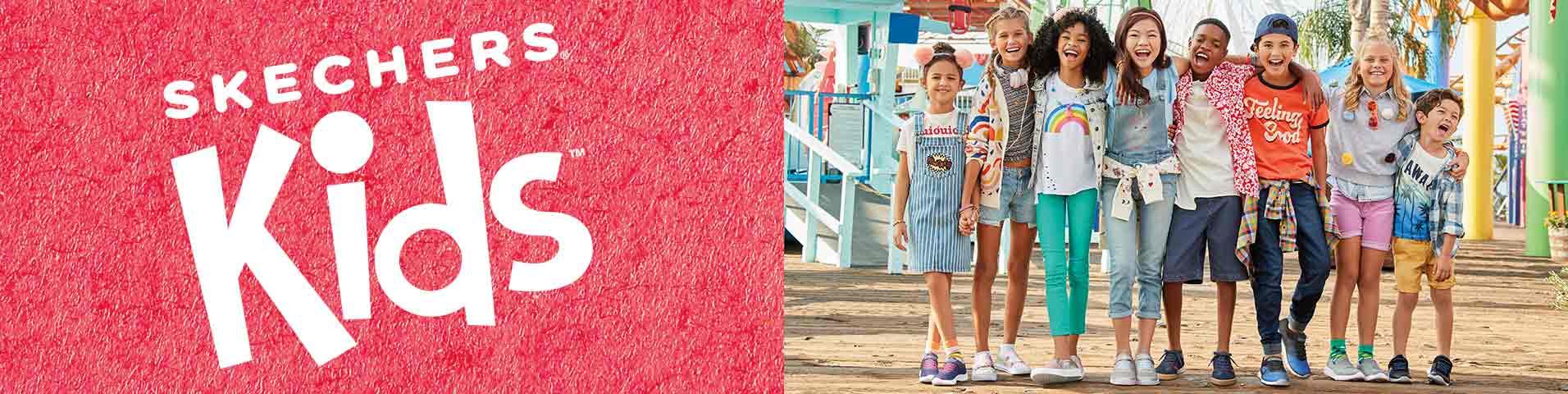 cba16de3c84c0 Buty dla dzieci Skechers zamów w ZALANDO | bezpłatna dostawa