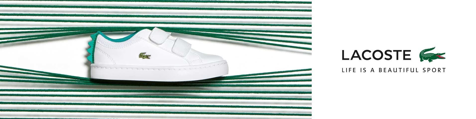 3e7bcea0e61 Lacoste Kinderschoenen online kopen | Gratis verzending | ZALANDO