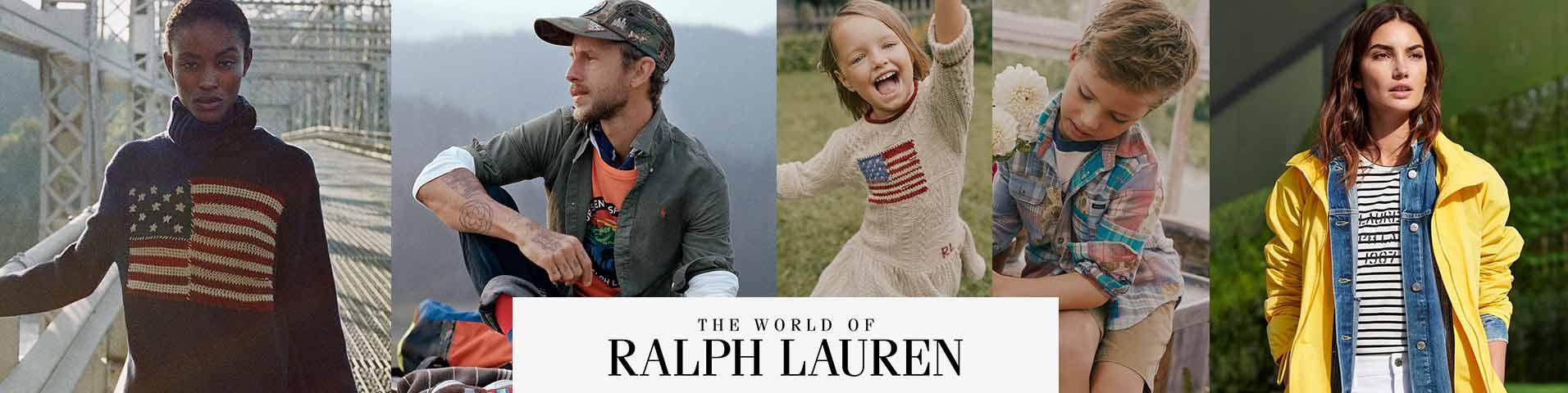 b85f788ceab9b9 Ralph Lauren en ligne   Nouvelle collection sur Zalando