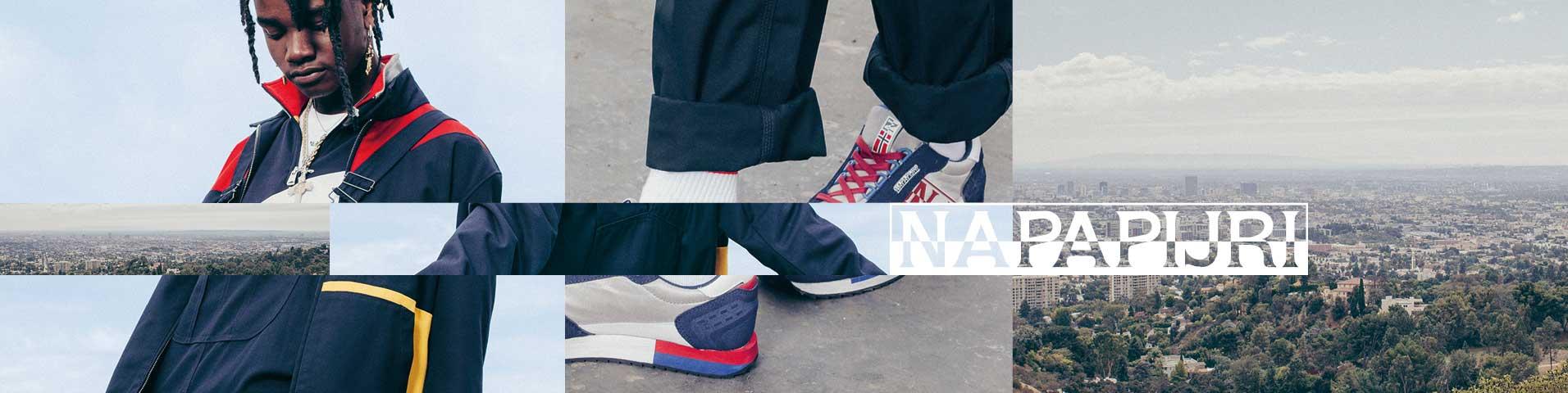 051c0b946ad81 Stylowe i wygodne buty męskie Napapijri . Najnowsze kolekcje obuwia ...