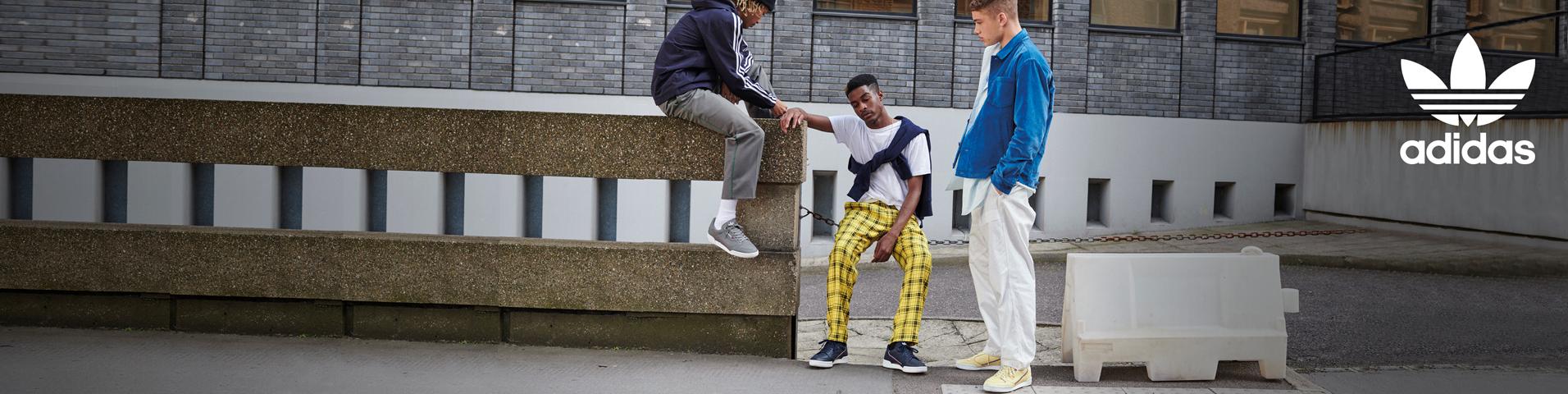 d4a610be29811 Günstige adidas Mode & Schuhe für Herren im Sale online shoppen ...