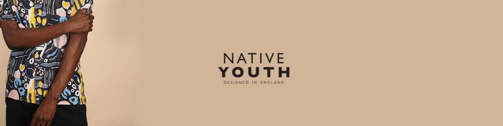 Udendørssko Herrer  De nyeste kollektioner online hos    Native Youth Herrebukser   title=          De nyeste kollektioner online hos