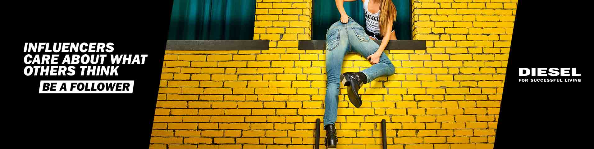 1633ac0f Diesel Men's Jeans | Skinny & Loose Fit Denim | ZALANDO