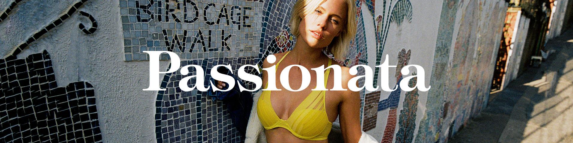 6c7f2bf642984e Braune Passionata T-Shirt-BHs sorgen für den perfekten Leisure ...
