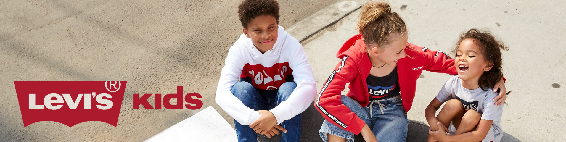 Levi's® Kids' Clothing Sale | Girls & Boys | ZALANDO UK