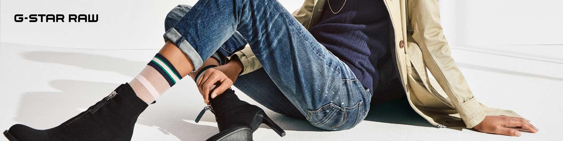 af6e1c69cdb G-Star Dames jeans | Spijkerbroeken online kopen | ZALANDO