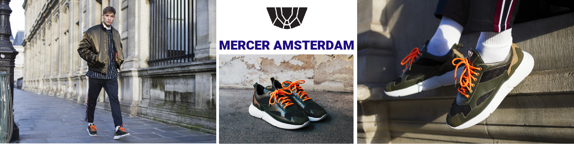 Mercer Amsterdam Sneaker für Herren online shoppen | Low