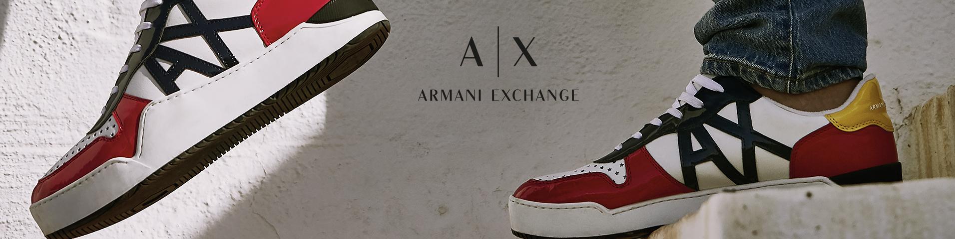 check out 15763 8b1d0 Scarpe da uomo Armani Exchange | Scopri su Zalando