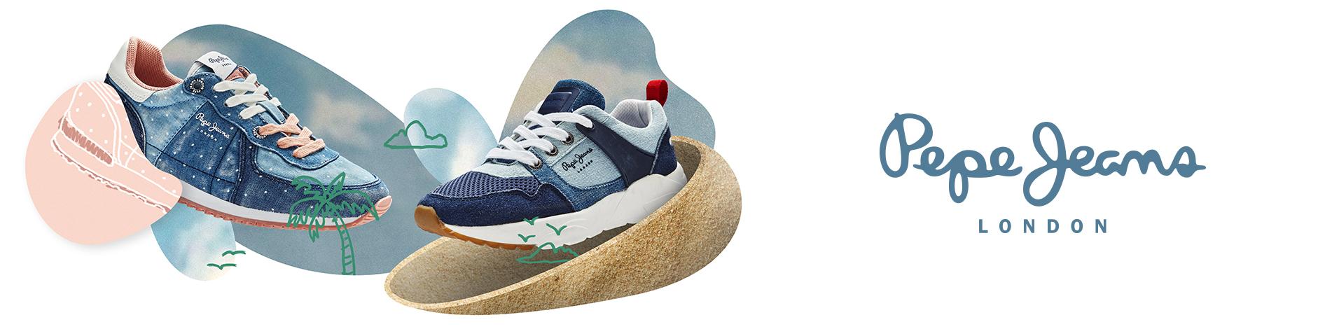 3540399481f Chaussures enfant Pepe Jeans en ligne sur la boutique Zalando