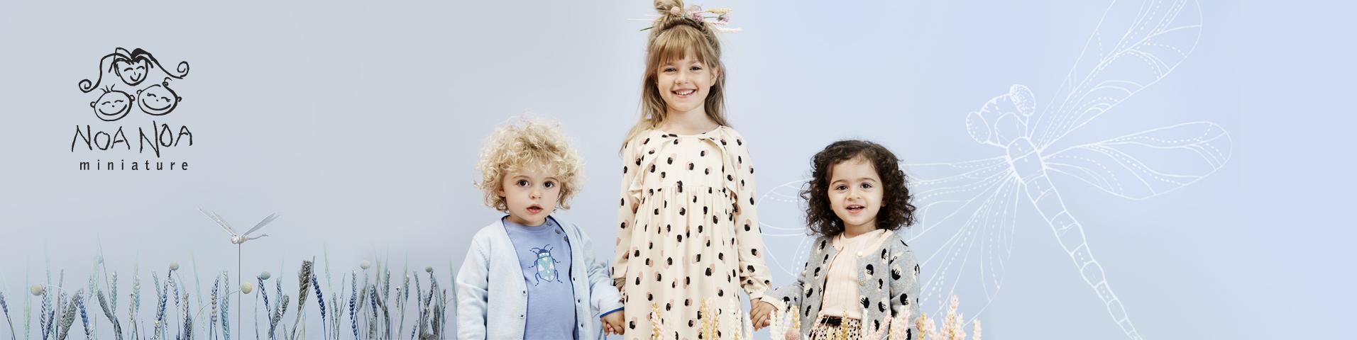 81be28a5813 Noa Noa Børnetøj & -sko | Sko og tøj til piger og drenge online på ...