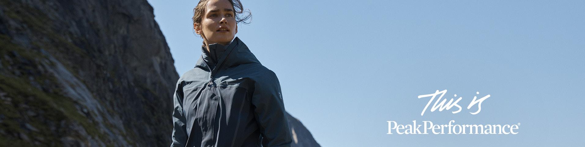 b96876ad Peak Performance Sportsklær & Utstyr | | Kjøp treningsklær og ...