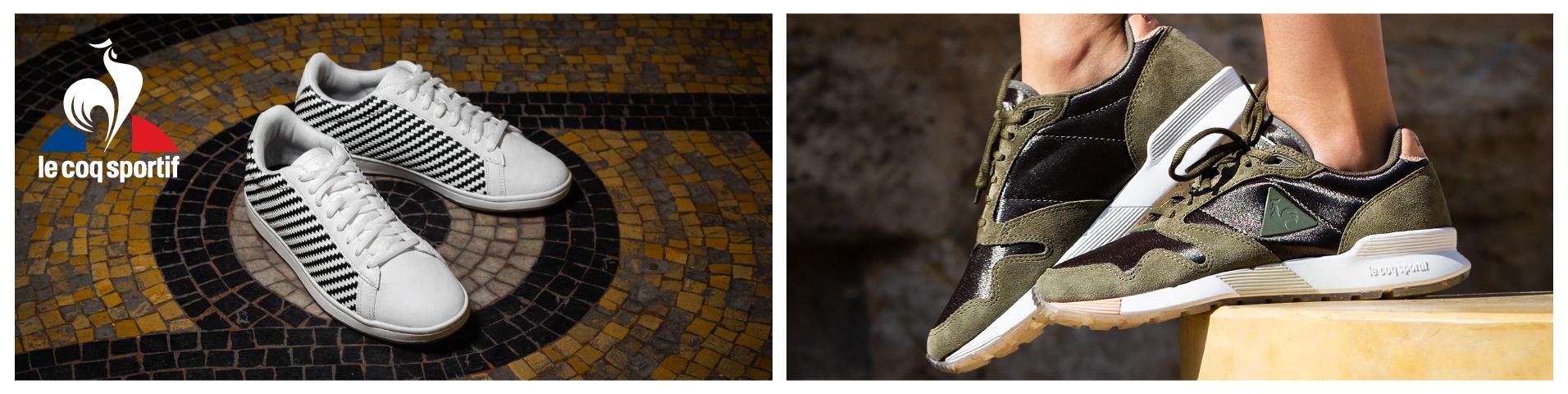 06964fbd43ad Sneakers femme de le coq sportif