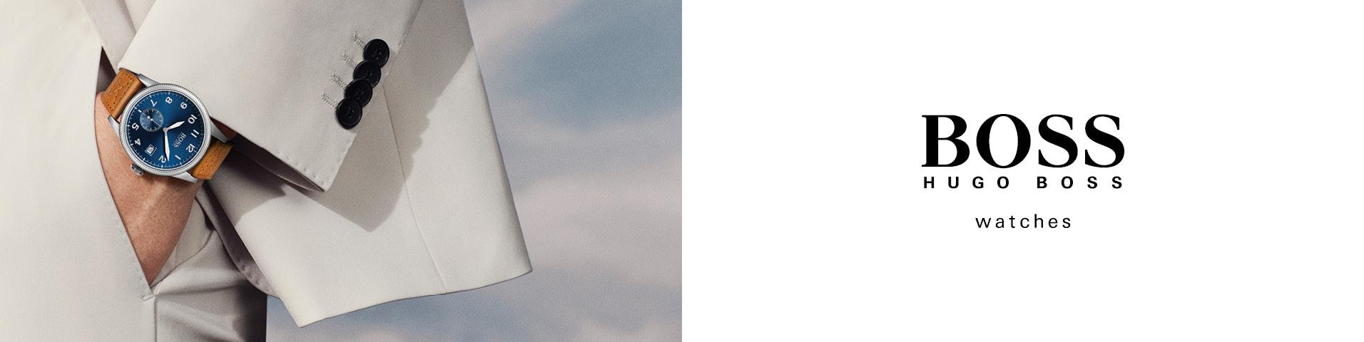 b4f9be70f3561 Zegarki męskie Hugo Boss - ponadczasowe i eleganckie dodatki w Zalando