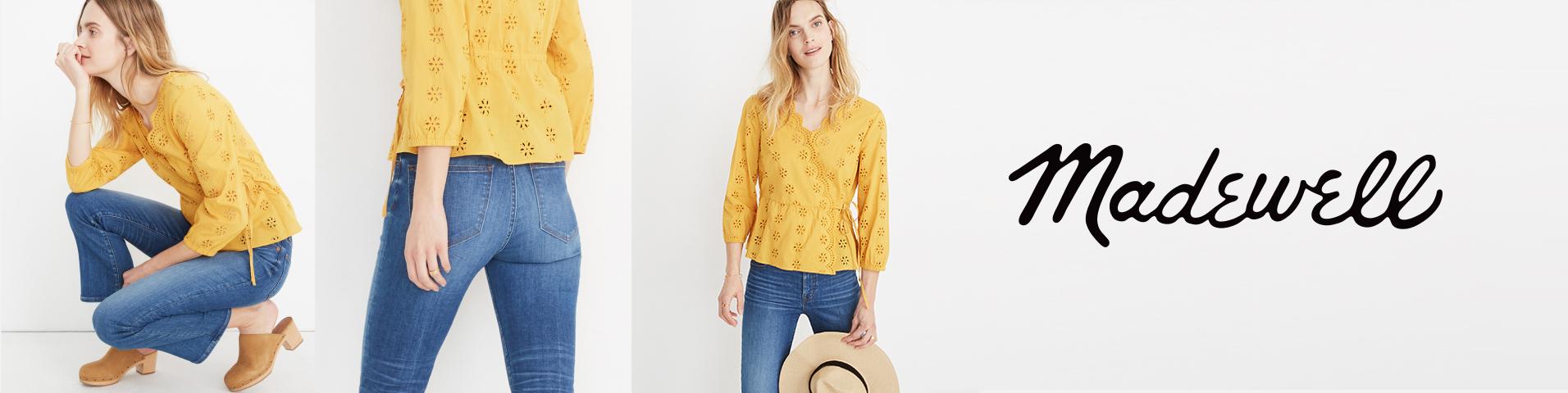 540e0f5e Madewell Damenmode bei ZALANDO | Die neusten Trends online shoppen