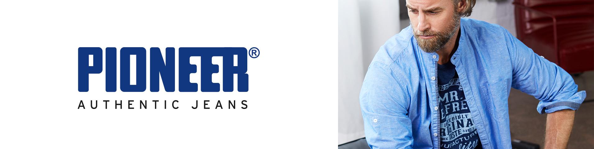 122e4753bea7 Pioneer Authentic Jeans Herrenmode Online Shop - Alles für Männer ...