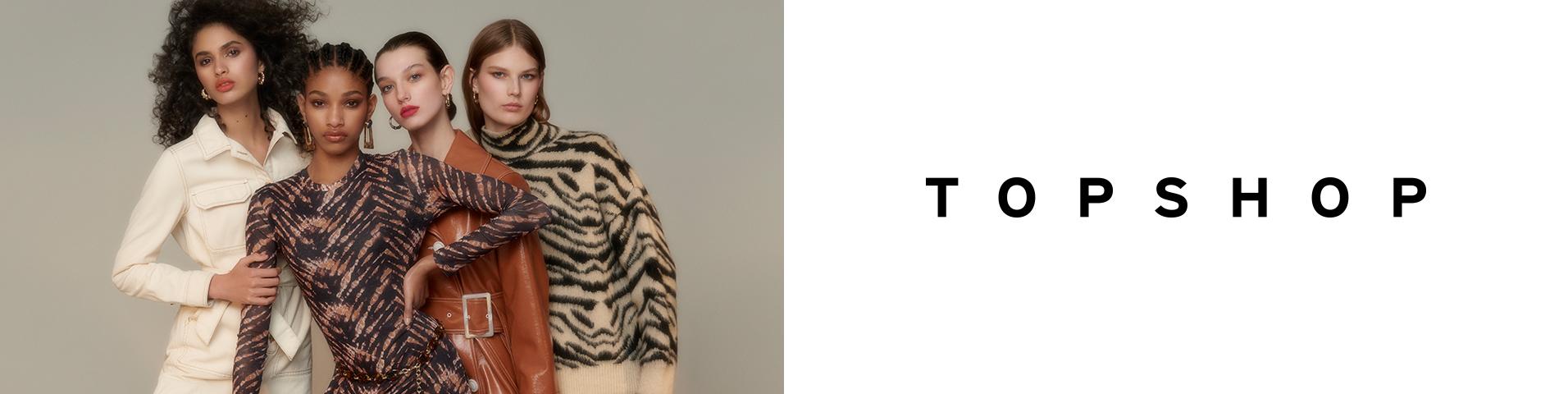 Vestiti da donna Topshop  5ca984c9999