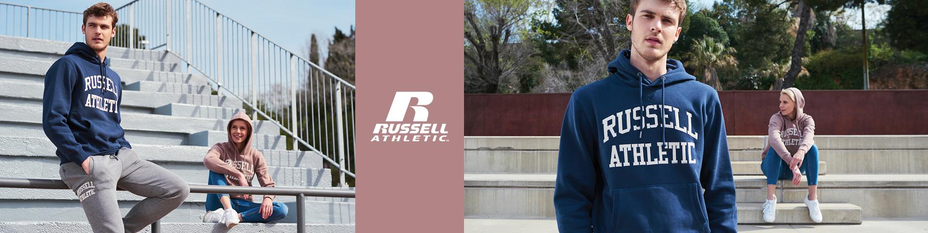 Ropa y zapatos online de Russell Athletic · HombreNiño 6ecb054ab60c0