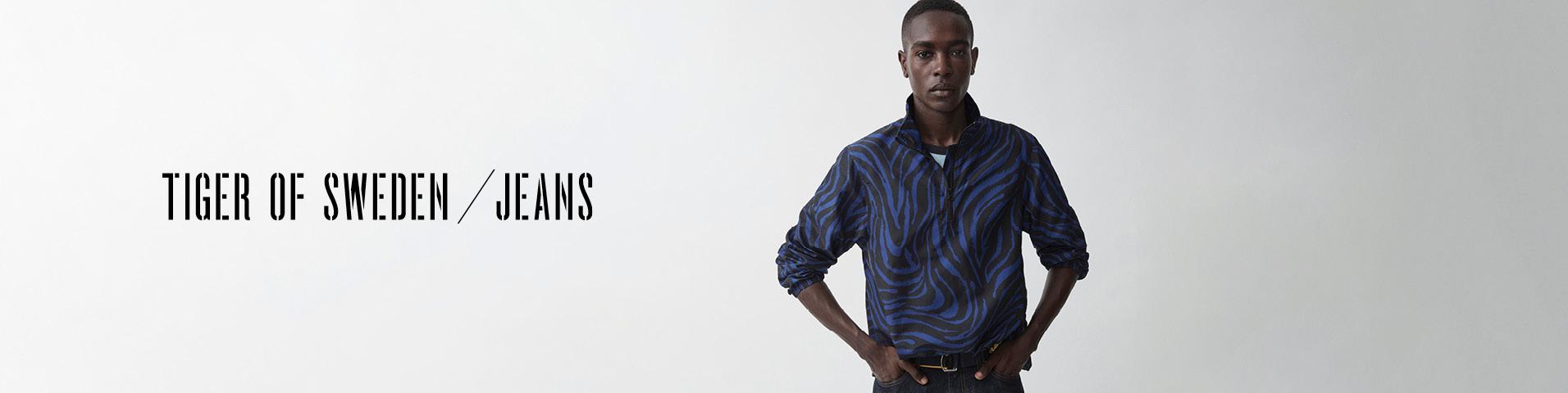 3689daaf5 Tiger of Sweden Jeans Men's Clothing | Stylish Menswear | ZALANDO UK