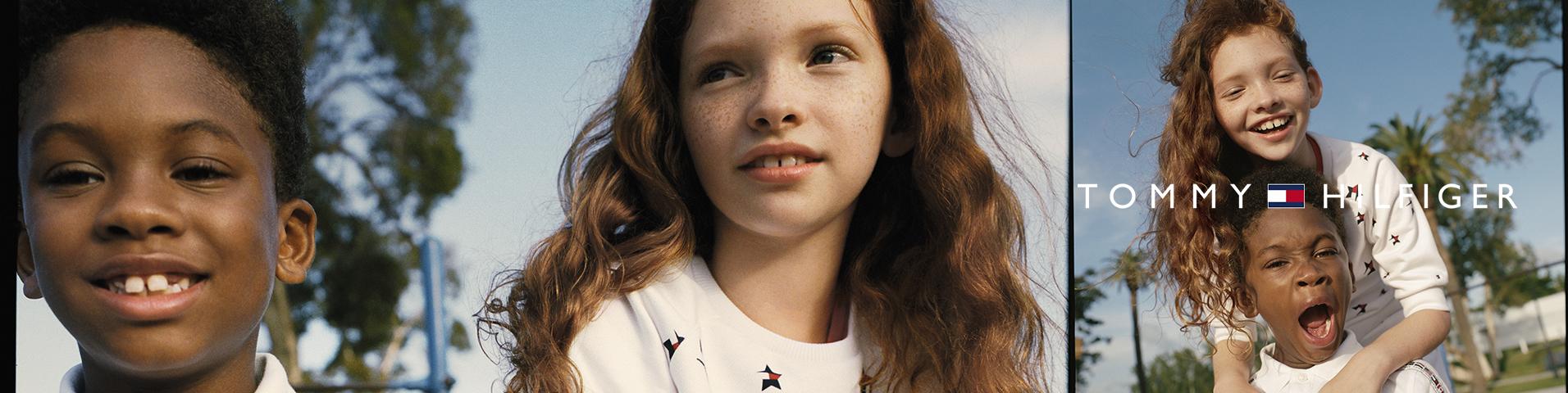 945106c8b Tommy Hilfiger Kids' Clothing Sale   Girls & Boys   ZALANDO UK