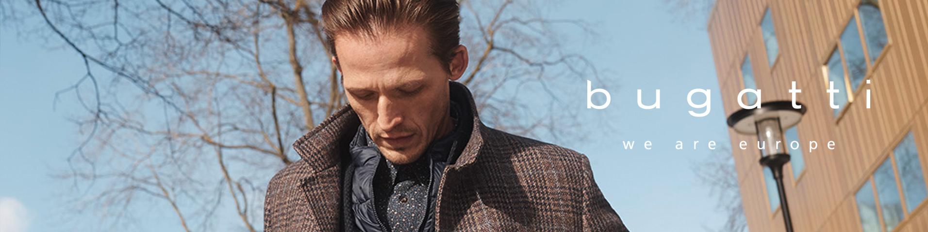Bugatti Krawatten & Accessoires für Herren online shoppen