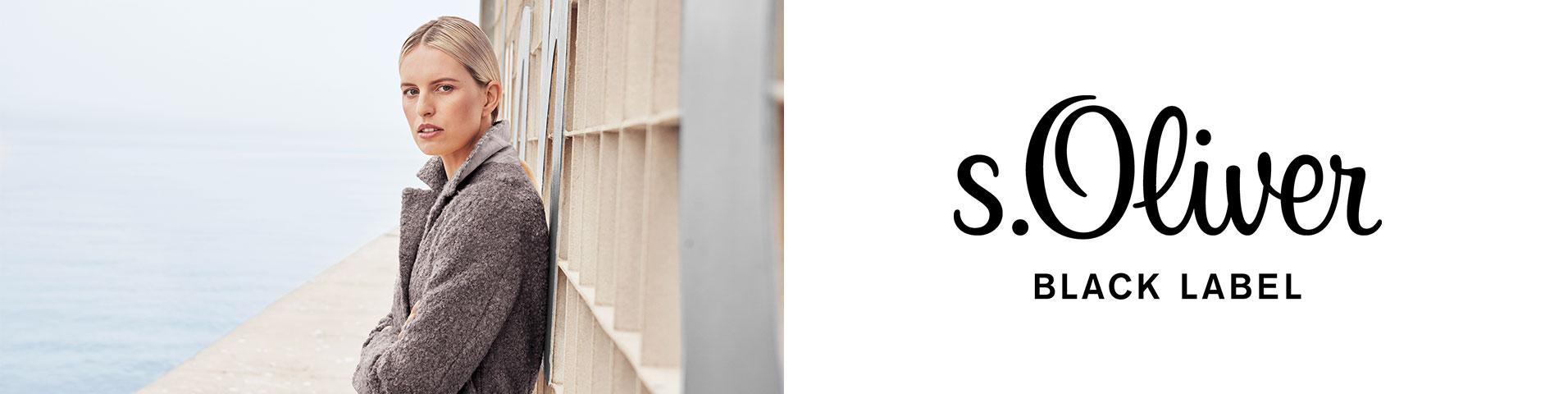 S.Oliver BLACK LABEL Rock deinen Style   Modelle für jeden Typ bei ... 3dfe9d8339