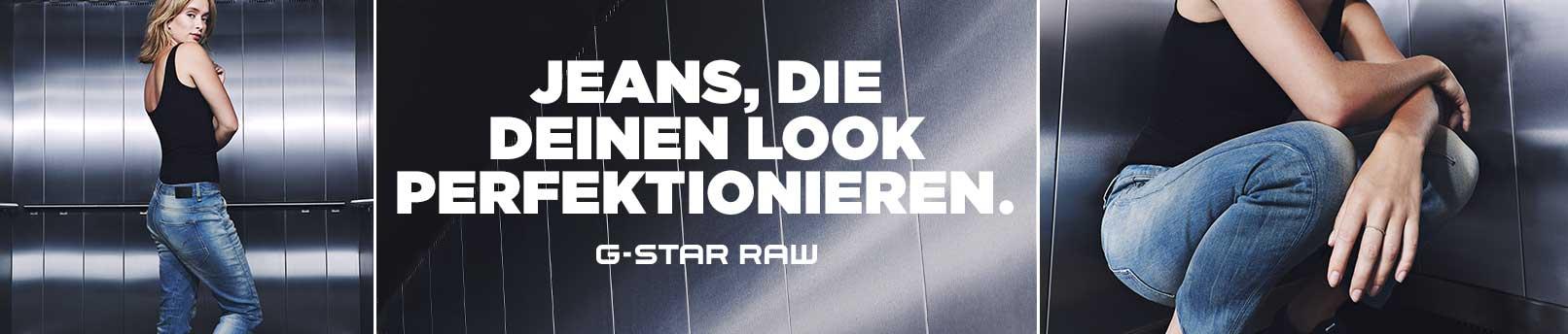 Zum G-Star Denim Guide