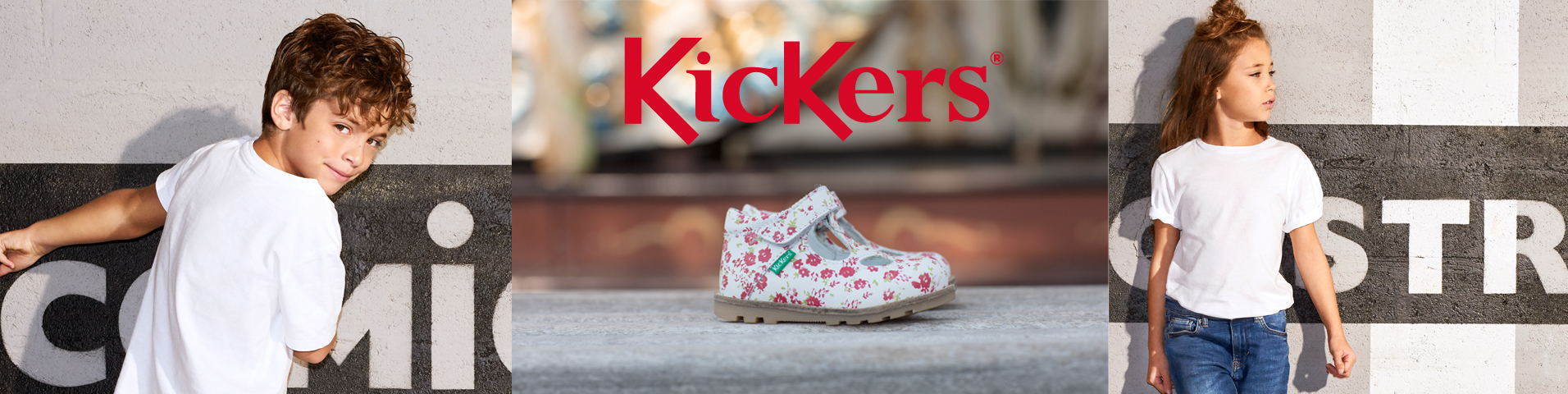 494ae426abf43 Chaussures enfant en promo de Kickers