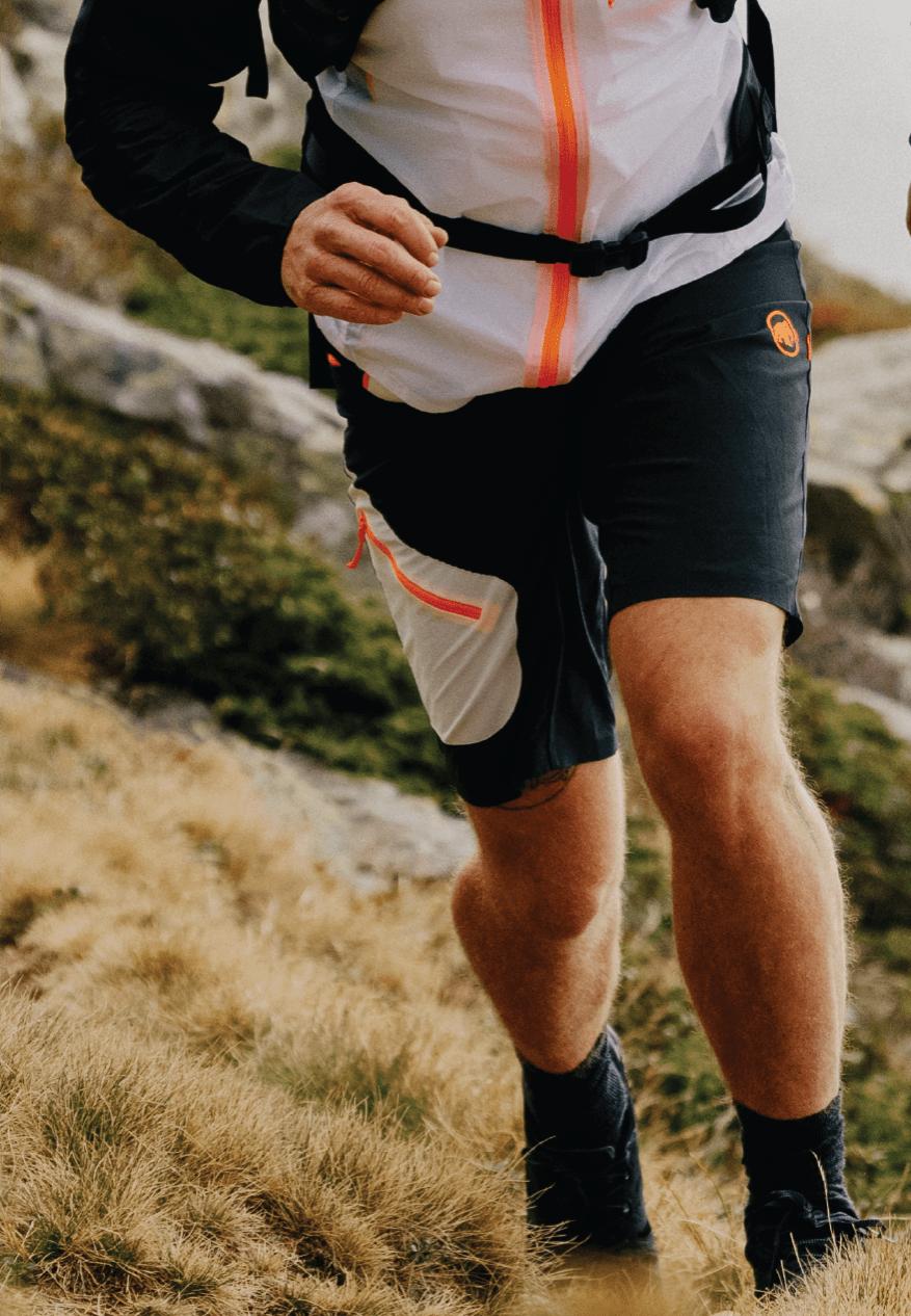 Hosen für Bergsport