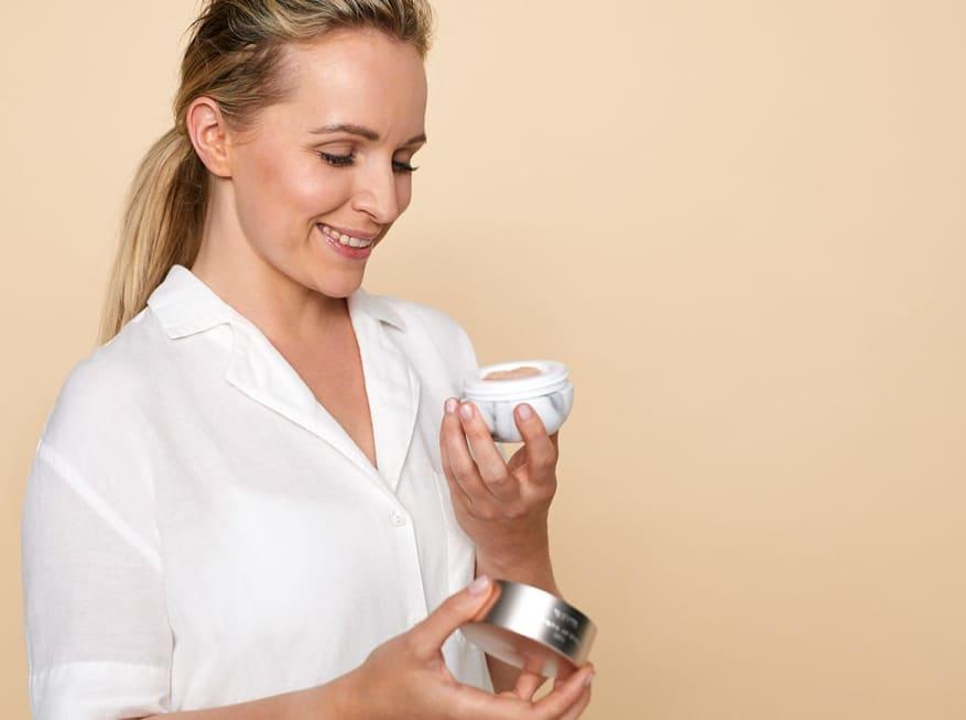 Regenerate tired skin