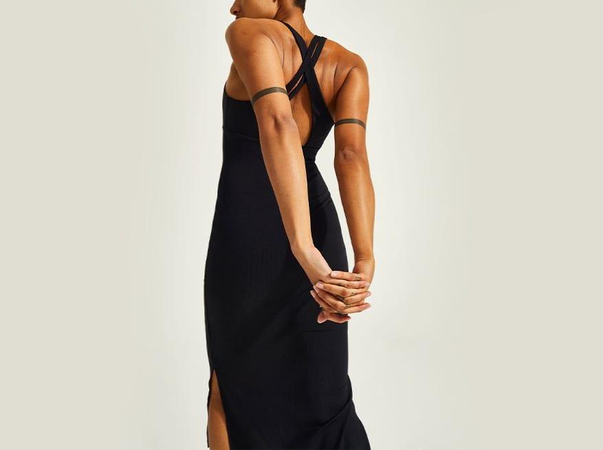 Emily Strappy Back Dress