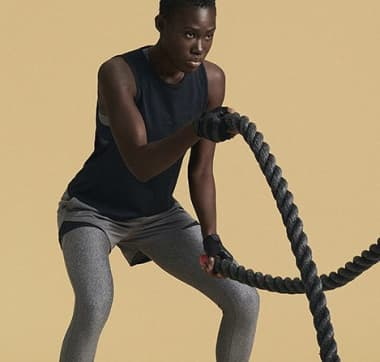 Medium (e.g. Gym)
