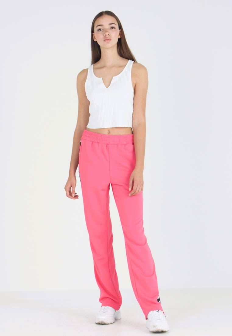 THORA TRACK PANTS Joggebukse honeysuckle