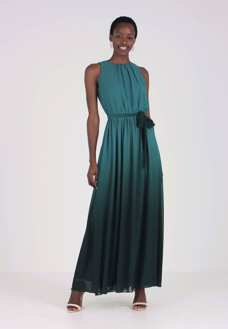 Apart - DIP DYE - Robe de cocktail - arctic emerald