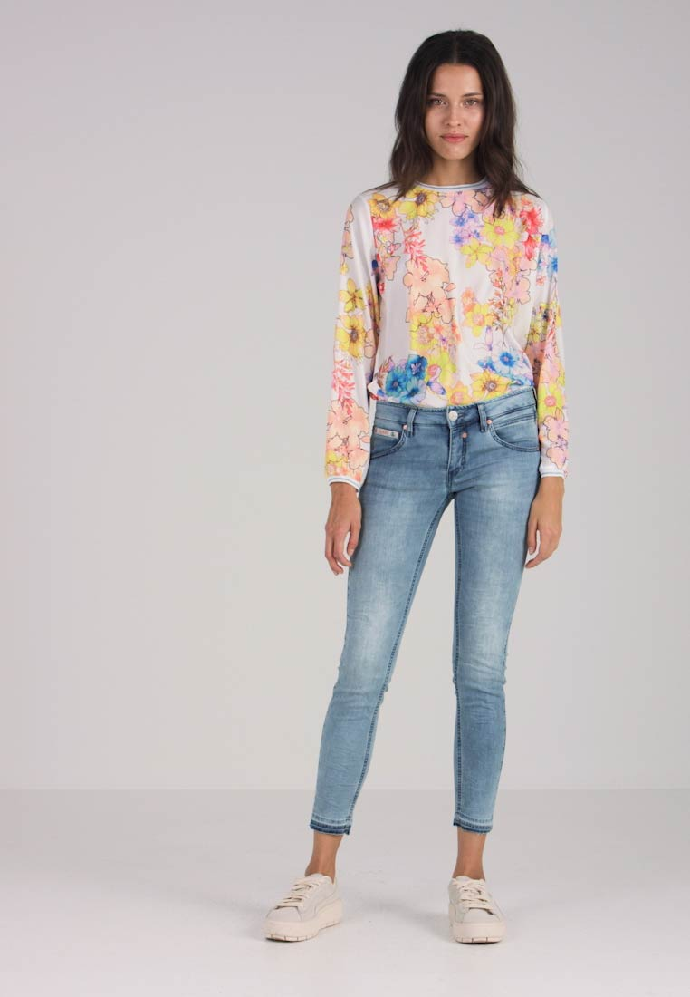 Herrlicher - TOUCH CROPPED - Jeans Skinny Fit - freshley
