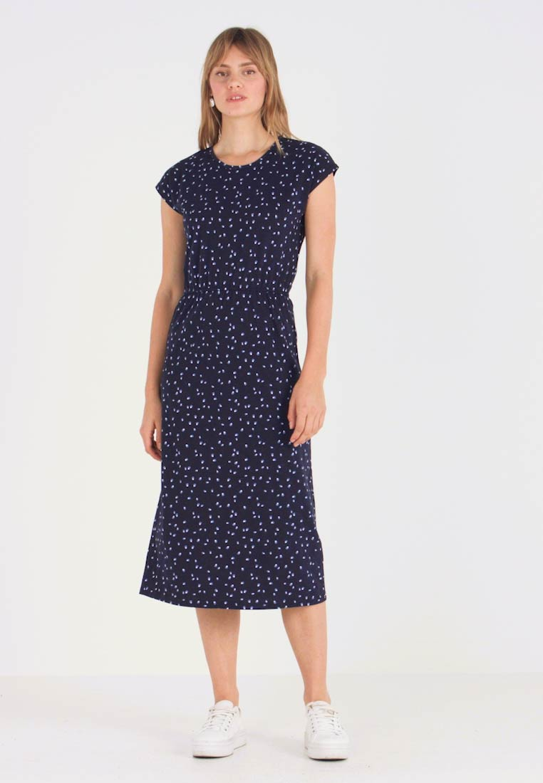 hot sale online 134ad 0c0e1 ALMA PRINT - Day dress - blue