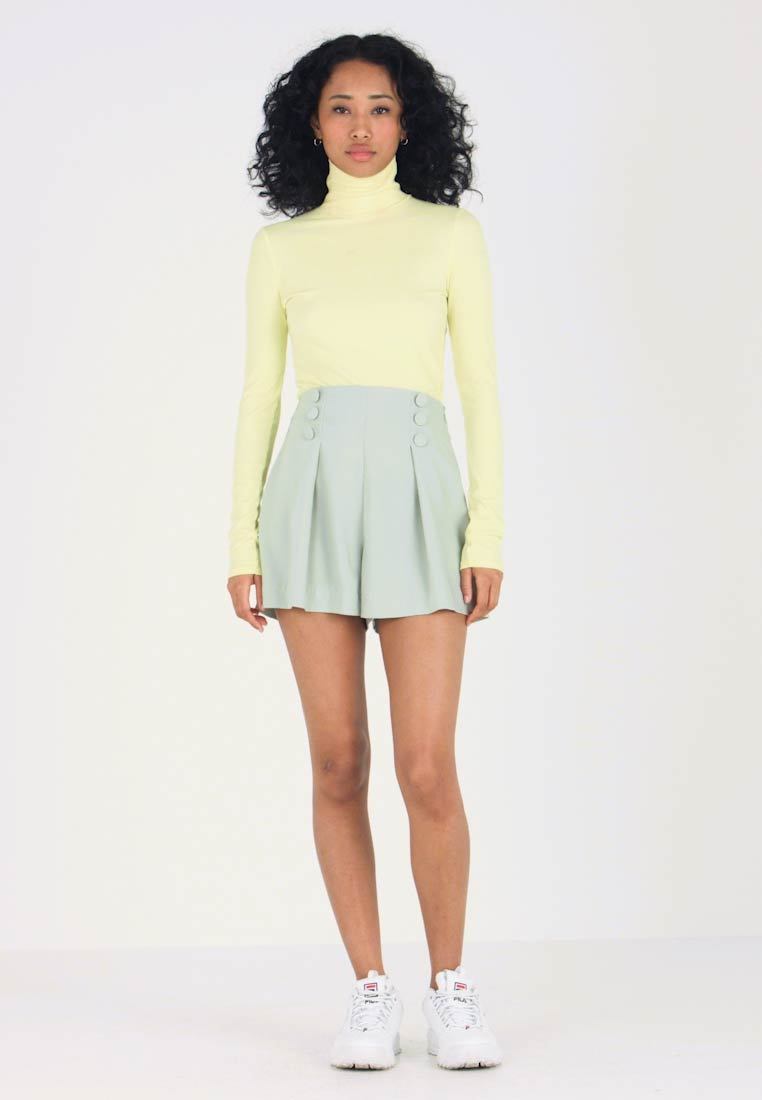 4th & Reckless - NATALIA - Shorts - mint