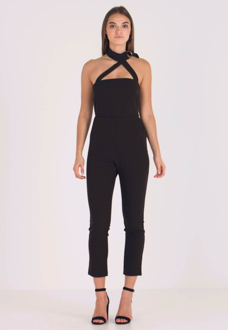 4th & Reckless - CONNIE - Overall / Jumpsuit - black