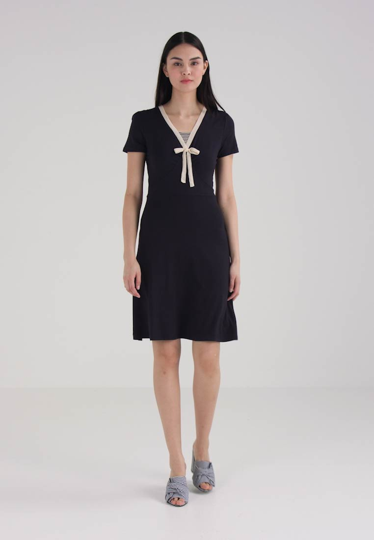 Vive Maria - SAILOR DAY DRESS - Jerseyjurk - navy