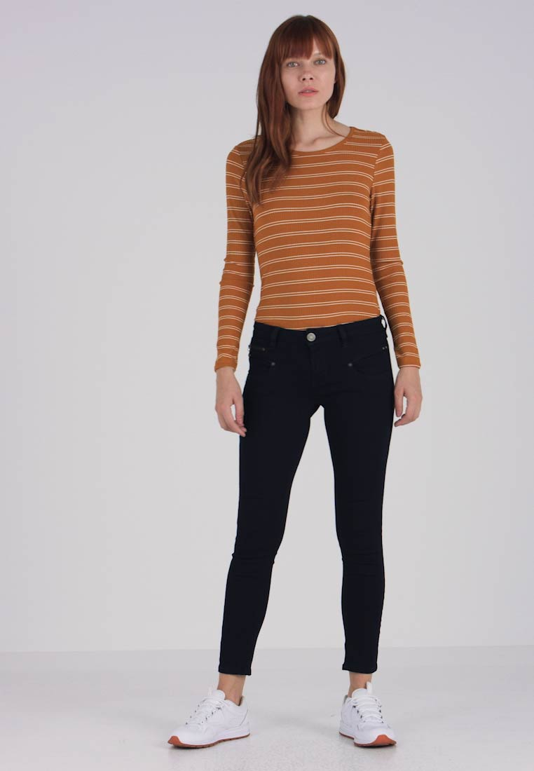 Freeman T. Porter - ALEXA CROPPED - Jeans Skinny Fit - flora