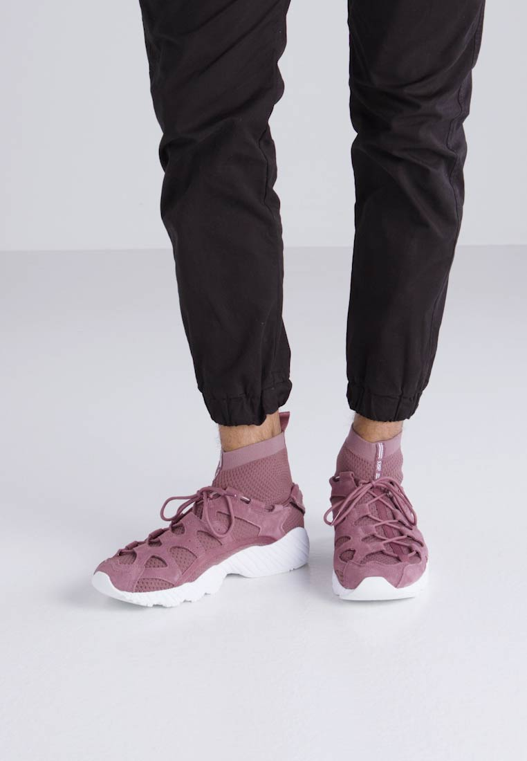 Asics Tiger GEL-MAI - Høye joggesko - rose taupe