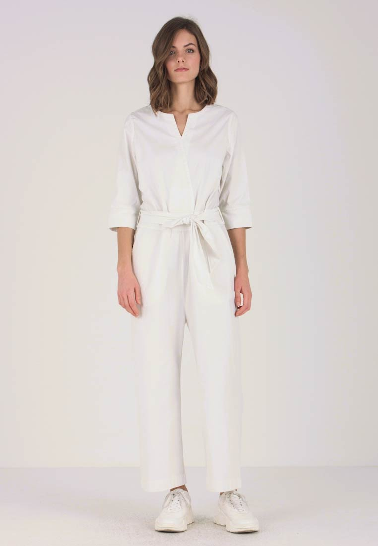 And Alonzo Brilliant Jumpsuit White Less CqCwrvp