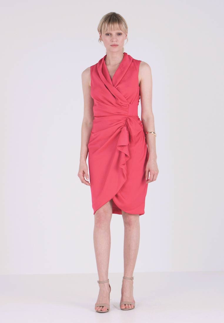 AllSaints - CANCITY DRESS - Robe de soirée - pink
