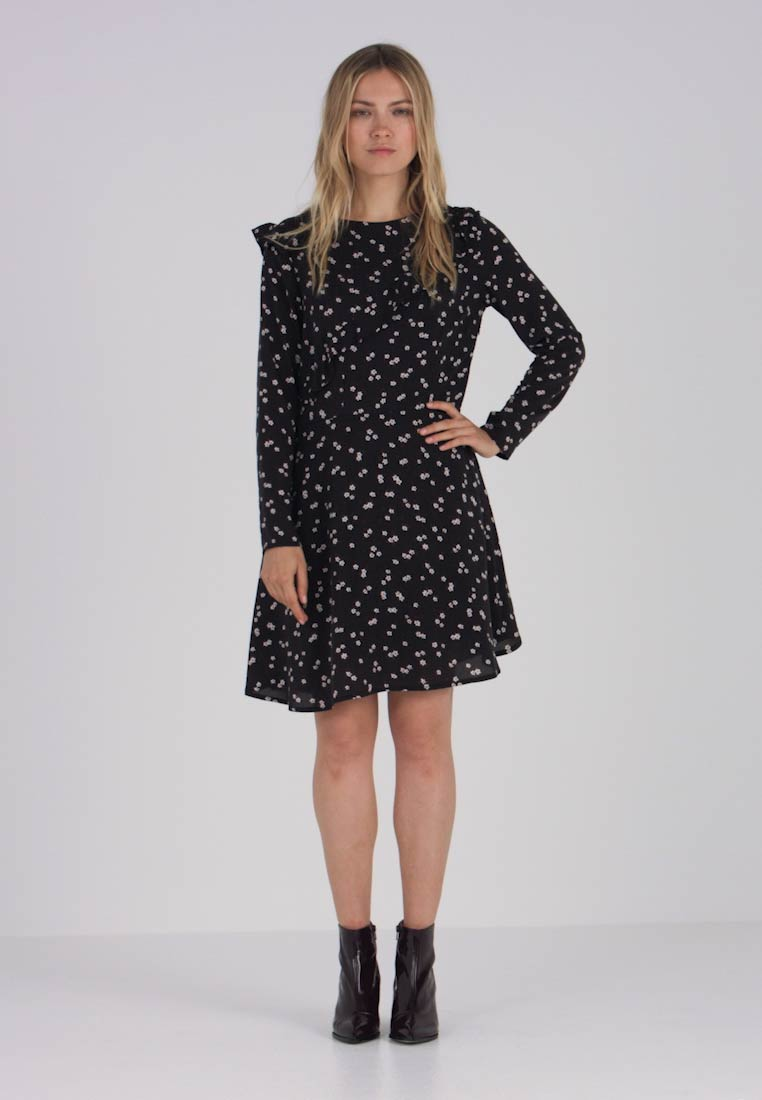 Aaiko - FANNA - Day dress - black