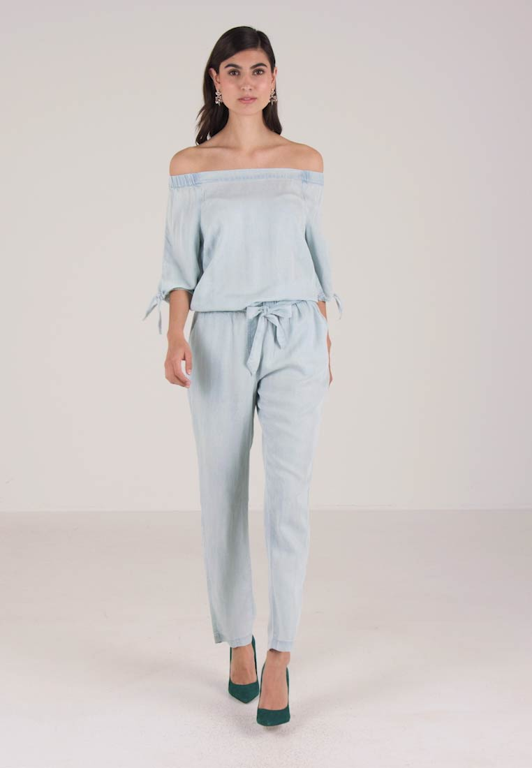 Official Aaiko Trilby Jumpsuit Site Blue Ten 4F4qpw