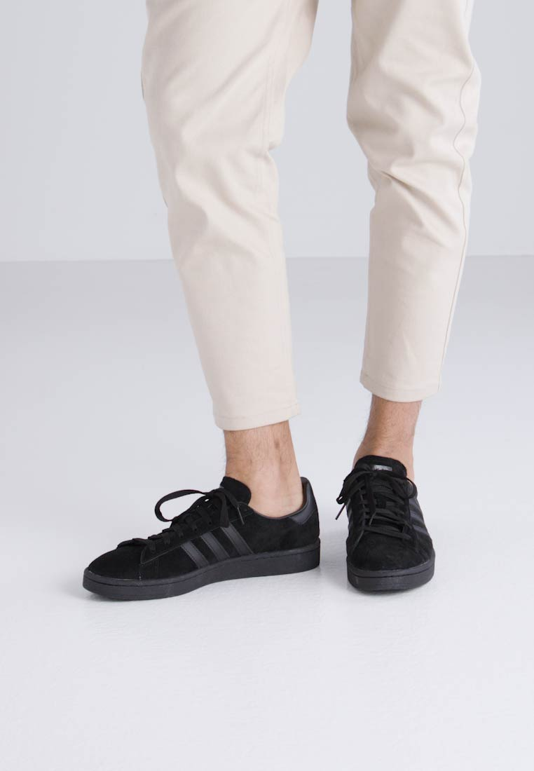 adidas Originals CAMPUS - Zapatillas core black/footwear white