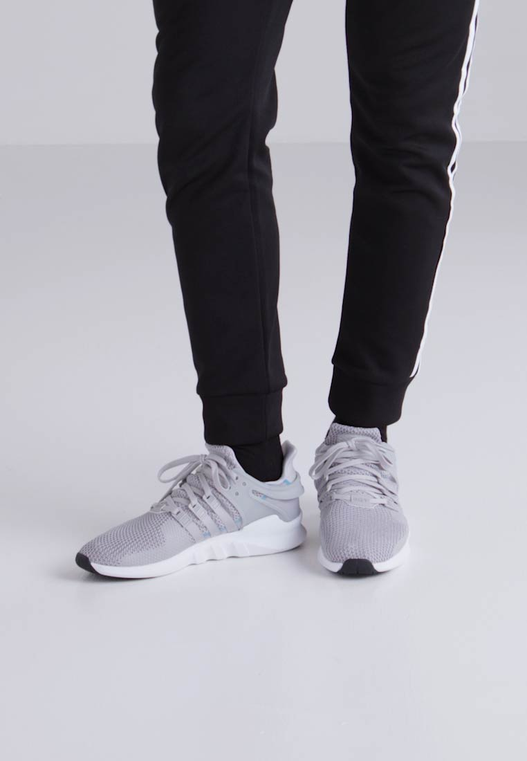 adidas Originals EQT SUPPORT - Baskets basses - grey two/footwear white