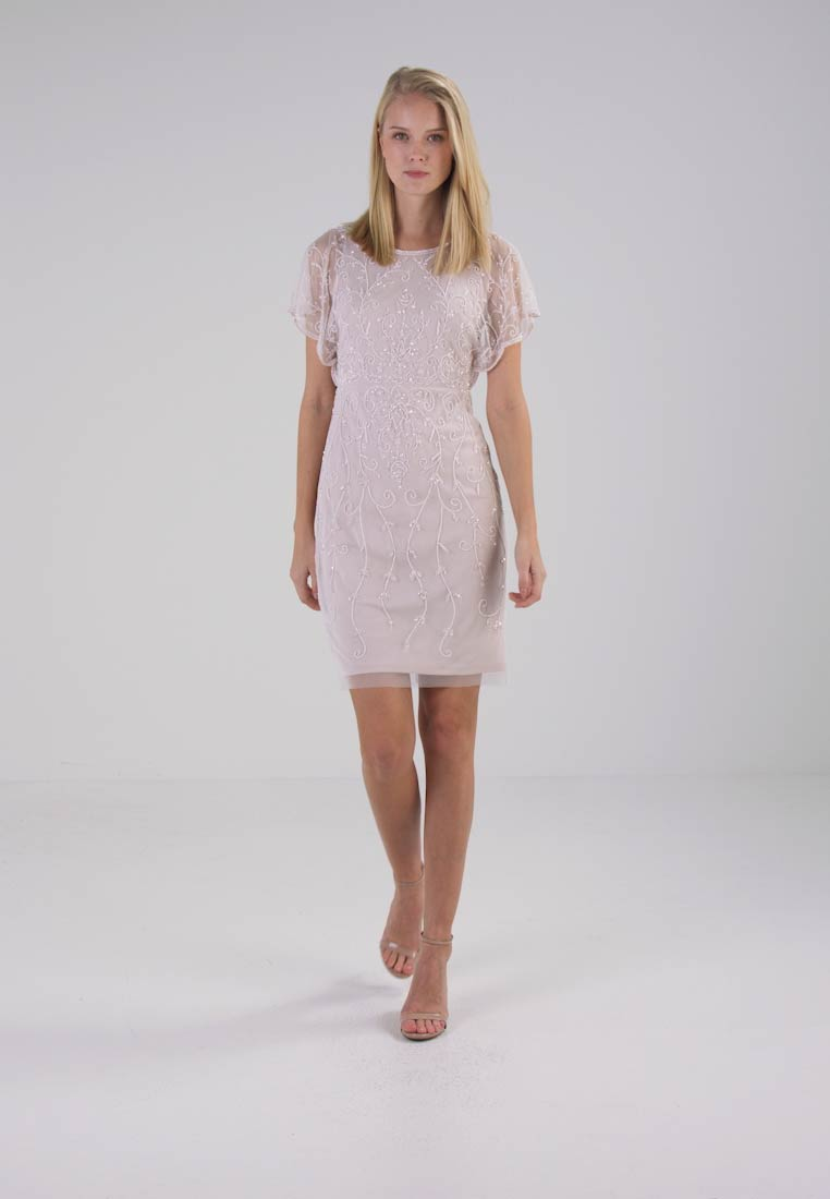 Adrianna Papell - Cocktailjurk - ivory shell