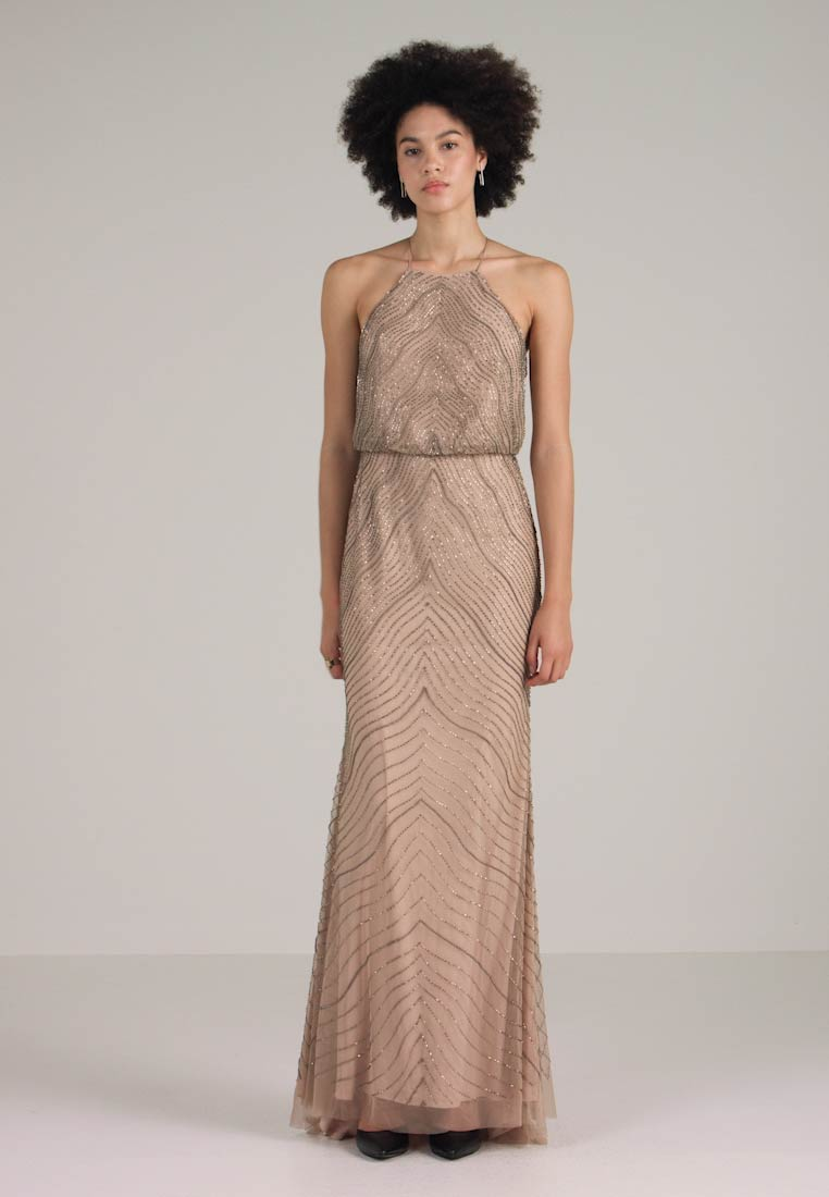 Adrianna Papell - Occasion wear - taupe pink
