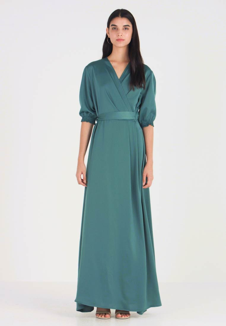 Aéryne - COLUS DRESS - Occasion wear - ocean green